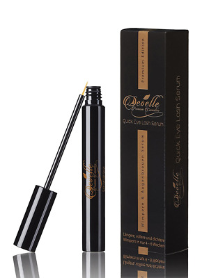 Develle Quick Eyelash Serum 0.236 Fl OZ. / 7 ml. Grande taille – combinaison de
