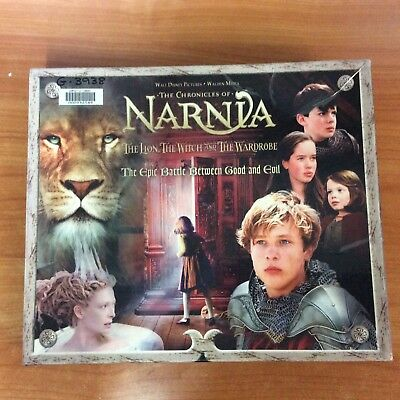 The Chronicles of Narnia Board Game - 100% Complete
