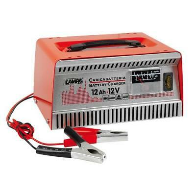 CARICABATTERIE MANTENITORE Pro-Charger caricabatteria 12V - 12A - Electronic