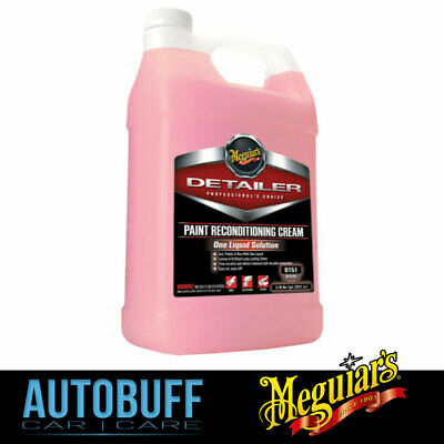 Meguiars Paint Reconditioning Cream, D15101, 3.8L (1Gal)