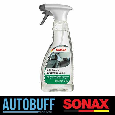 SONAX Upholstery & Carpet Cleaner, 500ml