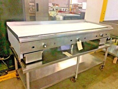 Imperial ISCE-72 - Griddle, Counter Top, Gas  # 12431