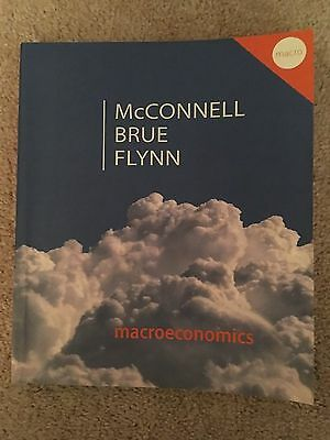 Macroeconomics principles problems and policies by mcconnell macroeconomics mcconnellbrueflynn 20th edition brand new fandeluxe Image collections