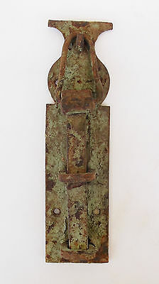 Antique Door Slide Latch Bolt Lock
