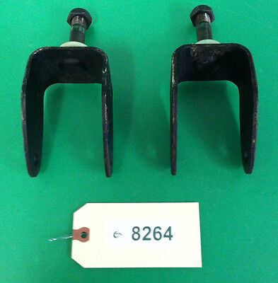 Rear or Front Caster Forks for Invacare TDX SP Power Wheelchair #8264