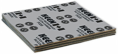 320 Grit USA/FRANCE LATEX Keen WET DRY SANDPAPER  9 IN X 11 IN, 50112 (50/PACK)