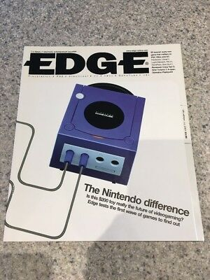 Edge Magazine Issue 99 July 2001 Nintendo Difference
