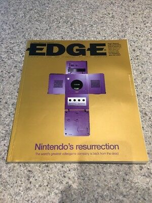 Edge Magazine Issue 90 November 2000 Nintendo's Resurrection