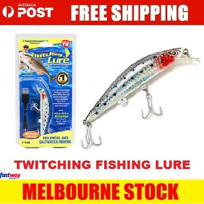 Twitching Fishing Lure - As Seen On TV  - Original Product FREE DELIVERY