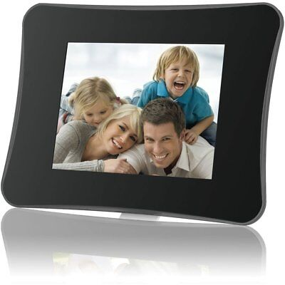 Coby DP860 Digital Photo Frame with Multimedia Playback & Remote Control - New!!