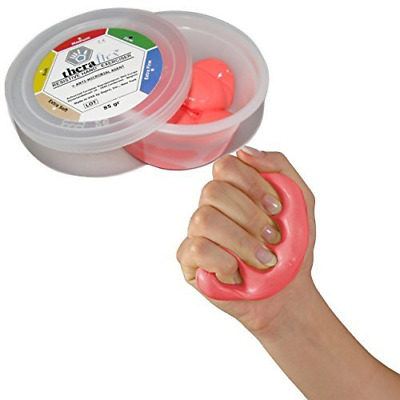 MSD Compressible Theraflex Putty for Squeezing Extra Strong Red by MSD-Hand