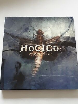 HOCICO - Wrack and Ruin / Ltd. Box 2 x Picture Vinyl / Unplayed! Nr. 15 /1000!