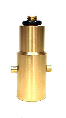 LPG Autogas Filling Point Adapter From Europe To UK M10 Dish -> UK Bayonet