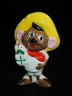 "Dave Grossman 1978 Warner Bros Looney Tunes Speedy Gonzales 3"" Ornament"