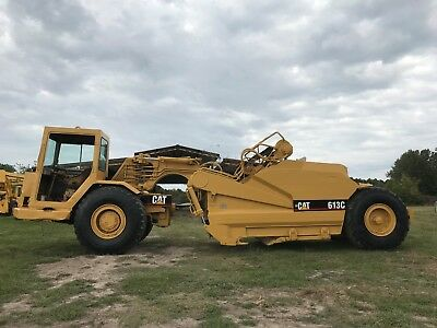 Caterpillar 613 scraper ~Financing Avaiable~ Cat Scraper Elevating Scraper