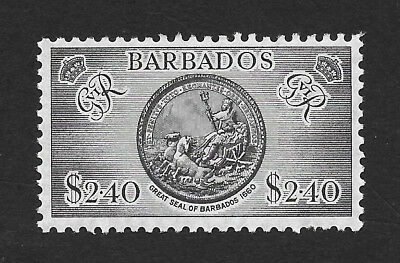Barbados 227 VF MLH