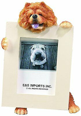 Chow Chow Dog Picture Photo Frame