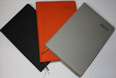 2018 Stylish Diary A7 A6 S5 A4 Slimline Week Day To An Page Opening