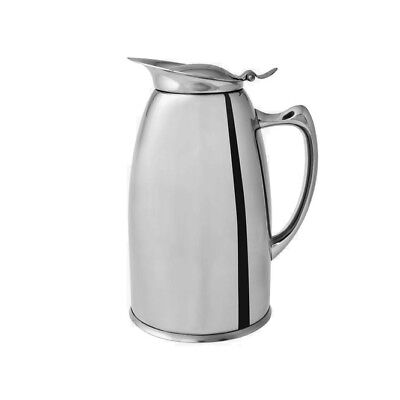Insulated Jug 18/10 Quality Stainless Steel Mirror Finish 1.2L Catering Pitcher