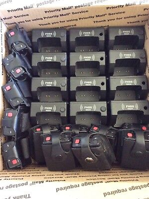 Lot of 12 Datatalker DP-2 Enhanced Wireless Microphones CCR24DST With Charger
