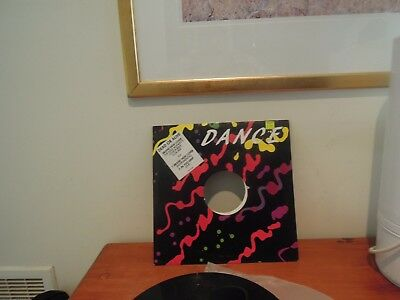 "Dead Or Alive 12"" Club Mix 1986 Vintage Ep Exc Cond"