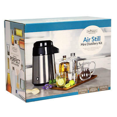 Turbo Air Still Mini Distillery Kit Home Brew