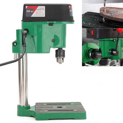 380W  Electric Bench Drill Press Table Stand Base Bracket Machine Hole Drilling