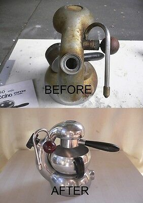 Atomic Coffee Maker Restoration And Repair Service