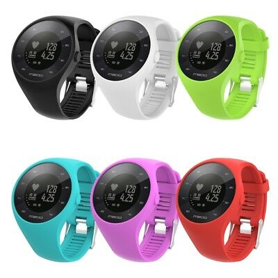 Replacement Silicone Watch Band Wristband Bracelet For Polar M200 GPS Watch New
