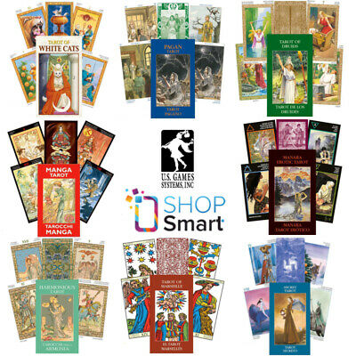 Tarot Cards Lo Scarabeo Mini Deck Oracle Esoteric Fortune Telling New