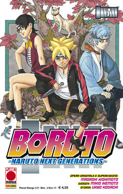 Planet Manga - Boruto Naruto Next Generation 1 - Nuovo !!!
