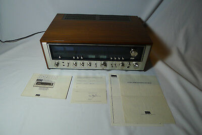 Vintage Sansui 9090 Receiver Excellent Working Condition