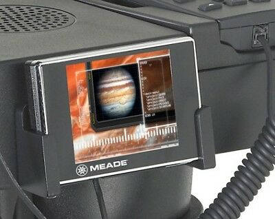 """Meade Ls 3.5"""" Color Lcd Video Monitor"""