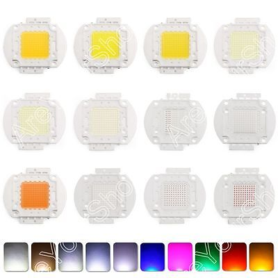 100W LED Bright Integrated Chip High Power Bulb Floodlight Emitting 22+ Colors