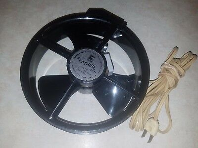"""Rotron, Feather Fan, Type 113, 115V, 20W Max, 7"""" Od"""