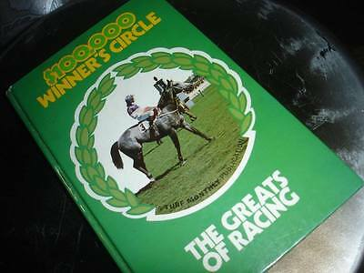 VINTAGE OLD BOOK- the greats of racing -1973 book-PHAR LAP, GUNSYND