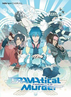 PC BL Game DRAMAtical Murder From Japan