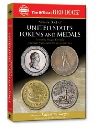 The Official Red Book: A Guide of United States Tokens and Medals Free Post