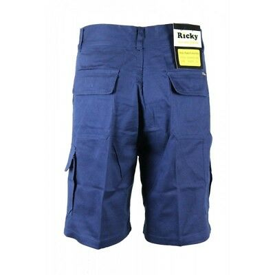 2 x Work SHORTS cargo most popular style mens cargo short work pants cottondrill