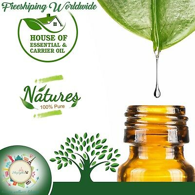 Essential & Carrier Oils 100% Pure Natural Pure Fresh