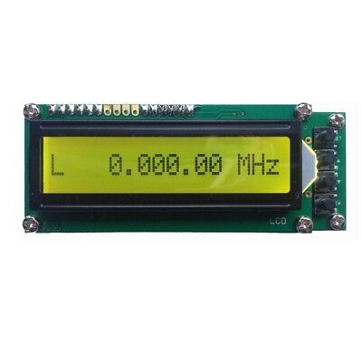 0.1-1100 MHz 0.1-1.1 GHz RF Frequency Counter Measuring Tester New For Ham Radio