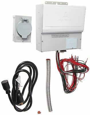 Reliance Controls 310CRK Up to 5 Double Pole 10 Circuit Transfer Switch Kit