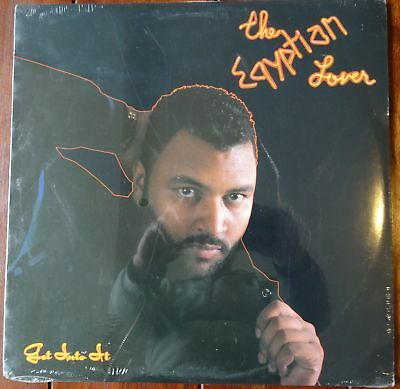 Egyptian Lover - Get Into It LP MINT