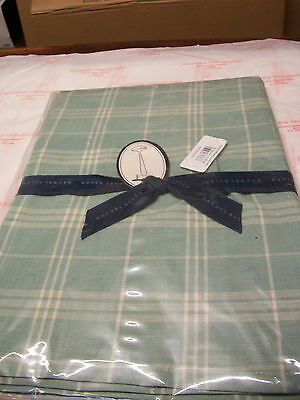 Rachel Allen Tipperary Crystal Aqua Set Of 4 Placemats Brand New In Pack