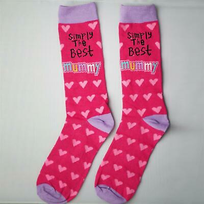 Simply The Best Mummy Socks