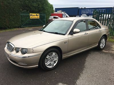 2003 Rover 75 Club se 1.8 petrol. Very low mileage. Just 29k
