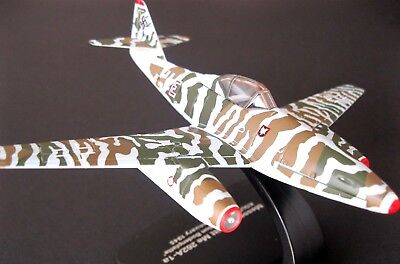 Messerschmitt ME-262 A-1a Diecast Model Oxford Aviation 1/72 Scale Jet Aircraft