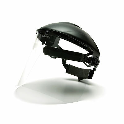 PYRAMEX SAFETY PRODUCTS S1020   Polycarbonate Shield