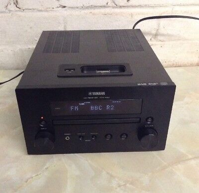 yamaha crx 550 hi fi microsystem cd fm dab usb and. Black Bedroom Furniture Sets. Home Design Ideas