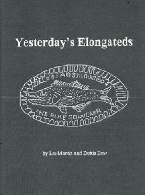 Yesterday's Elongateds: Coins by City and State Collector Gift Free US Shipping